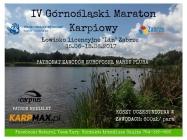 IV Górnośląski Maraton Karpiowy łowisko ''LIN'' Zabrze.