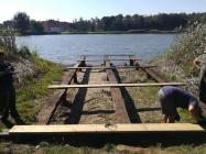NTK znowu buduje pomosty na Linie